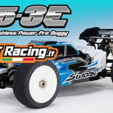 SWORKz S35 3E 1 8 BrushLess Power Pro Buggy Kit