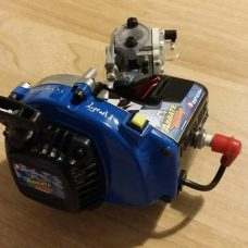 Engine Zenoah G270rc Abbate Racing