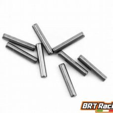 BRT RACING C0270 SPINE CARDANI CENTRALI 3 x 12,8 mm MBX7 / 7R / 8