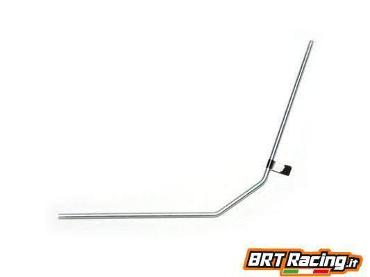 E0169 Mugen barra posteriore 2.8mm BRT Racing