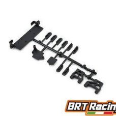 BRT RACING E2303 MUGEN KIT SUPPORTO BATTERIE MBX7 / 7R / 8