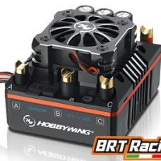 HW30113300 HOBBYWING ESC XR8 PLUS 150A BRT Racing