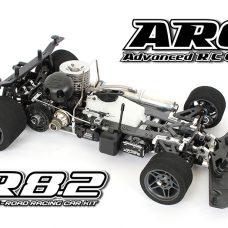 R800012 ARC-R8-2-2019 on road 1:8 BRT Racing