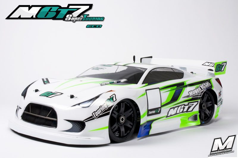 E2018 Mugen MGT7 Eco on road 1:8 BRT Racing