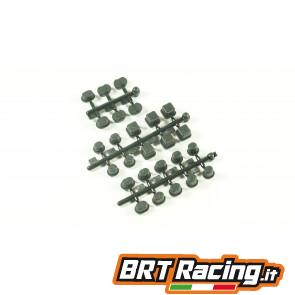 SW2503260-03 Sworkz set inserti in plastica per S35-3 e S35-3E BRT Racing
